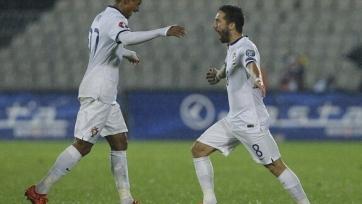 Сборная Португалии выиграла в Белграде