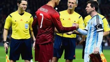 Хорхе Вальдано: «Игрой Роналду и Месси надо наслаждаться»