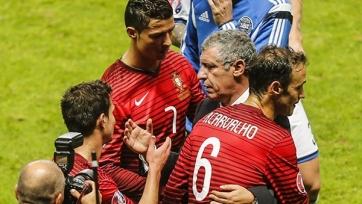 Фернанду Сантуш: «Мы обновляем команду»