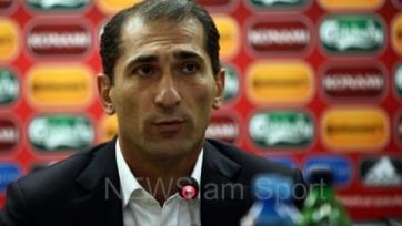 Саркис Овсепян: «Я плохо подготовил команду»