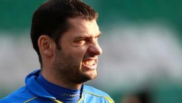 Александр Гацкан получил травму мышцы