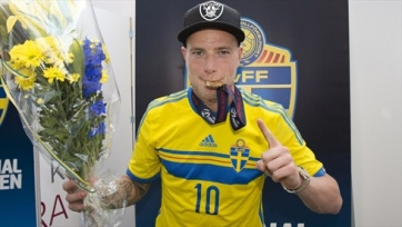 Главный тренер сборной Швеции назвал стартовый состав на матч с Молдовой
