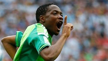 Муса: «Нигерия подбирается к лучшим образцам собственной игры»