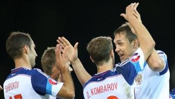 Стал известен стартовый состав российской сборной на игру с черногорцами (обновлено)