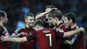 Россия квалифицировалась на Евро-2016