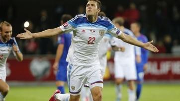 Артём Дзюба хочет, чтобы Леонид Слуцкий продолжил руководить сборной России