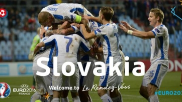 Чехи и словаки впервые сыграют вместе в финальном турнире ЧЕ