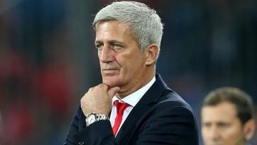Петкович: «Сборная Швейцарии сыграла бесхарактерно»