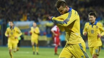 Ярмоленко: «Создали много моментов, но так и не забили»