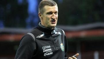 Сборная Литвы осталась без главного тренера