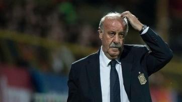 Дель Боске снова заявил, что покинет свой пост после Евро-2016