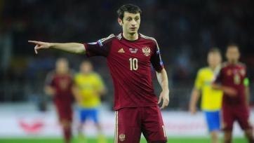 Алан Дзагоев: «Матчи при Слуцком мы провели стабильно, на хорошем уровне»