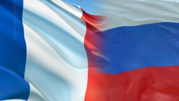 Сборная России проведёт контрольный поединок против Франции