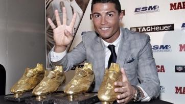 Криштиану Роналду: «Этот трофей очень важен для меня, но я хочу большего»