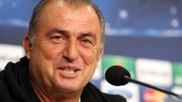 Терим: «Я горжусь турецкими футболистами»