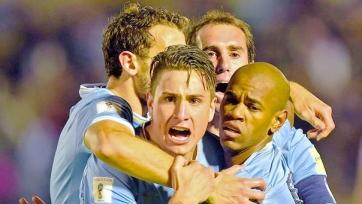 Уругвай разгромил Колумбию в отборе на ЧМ-2018