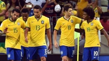 Бразилия добилась уверенной победы над Венесуэлой