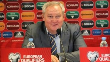 Юрий Красножан хочет и дальше работать со сборной Казахстана