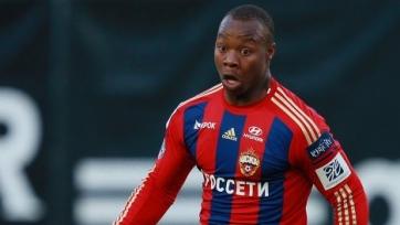 Карлос Страндберг не сыграет против ЦСКА