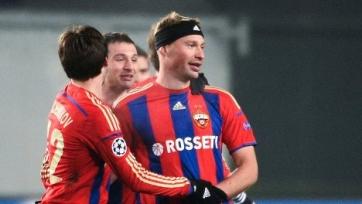 Дзагоев и Березуцкий против «Урала» не сыграют