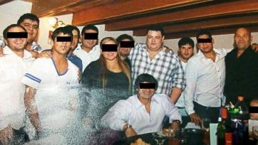 Матиас Месси и Los Monos
