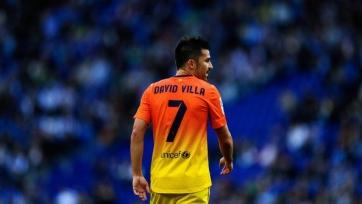 «Барселона» хочет вернуть Вилью в Европу