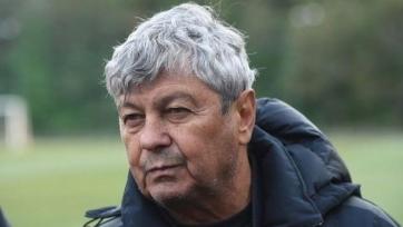 Луческу: «Не хочется, чтобы ошибки арбитра повлияли на исход нашего противостояния с «Динамо»
