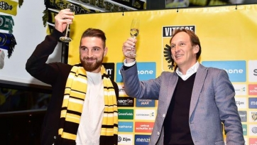 Капитан «Витесса» Кашия продлил контракт с клубом