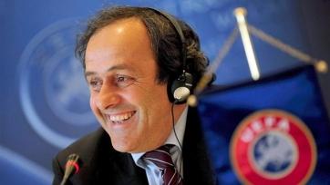 Все члены исполкома УЕФА поддержали Платини