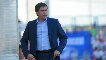 Евдокимов: «Задачи выйти в РФПЛ нет, но мы к этому стремимся»