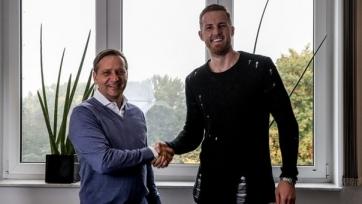 Ральф Ферман будет защищать ворота «Шальке» до 2020-го года