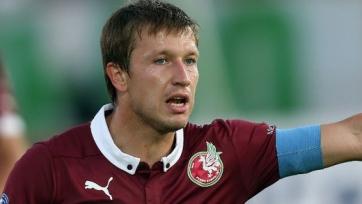 Кузьмин: «Хочу попросить болельщиков «Рубина» поддерживать команду и в трудные времена»