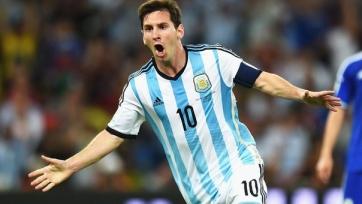 Месси принял решение пропустить матчи с Бразилией и Колумбией