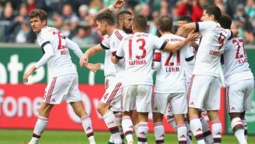 «Бавария» продолжает побеждать