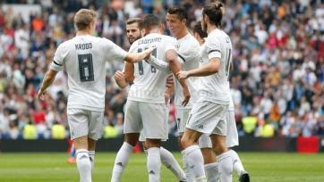 «Реал» ожидаемо разобрался с «Леванте»