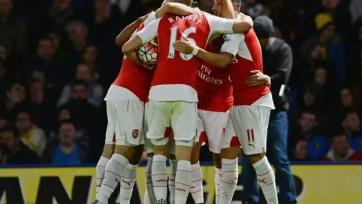 «Арсенал» разгромил на выезде «Уотфорд»