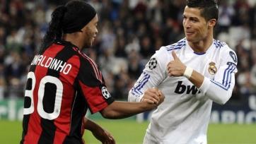 Роналдиньо по-прежнему считает Месси лучшим игроком