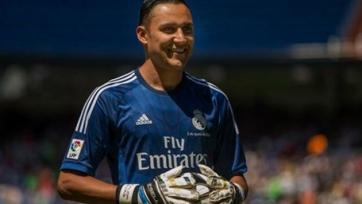 Марсело: «Навас – выдающийся голкипер»