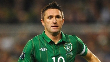 Робби Кин: «Ирландия готова бросить вызов боснийцам»