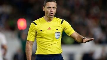 Дамир Скомина назначен на матч между киевским «Динамо» и «Челси»