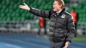 Олег Кононов недоволен ничьей в матче с «Анжи»