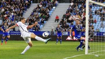 Защитник «Бастии» попытался спровоцировать Ибрагимовича после поражения своего клуба