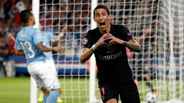 Анхель Ди Мария не будет праздновать гол в ворота «Реала»