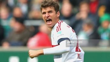 Томас Мюллер не горит желанием переходить в «Манчестер Юнайтед»