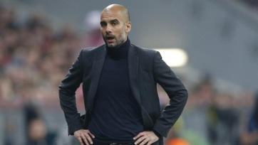 Хосеп Гвардиола недоволен игрой своей команды