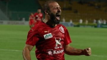 Гёкдениз Карадениз провёл 250-й матч за «Рубин»