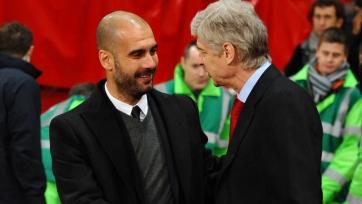 Гвардиола: «Венгер – это олицетворение современного «Арсенала»