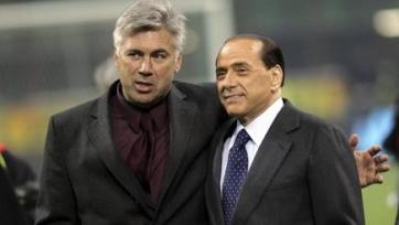 Карло Анчелотти: «Я не смог бы возглавить «Интер»