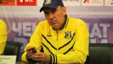 Курбан Бердыев: «Мы сыграли правильно»