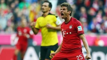 Мюллер: «Бавария» сохраняет боевой настрой»